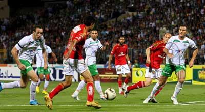 اهداف مباراة الاهلي 1-3 المصري 1-2-2012