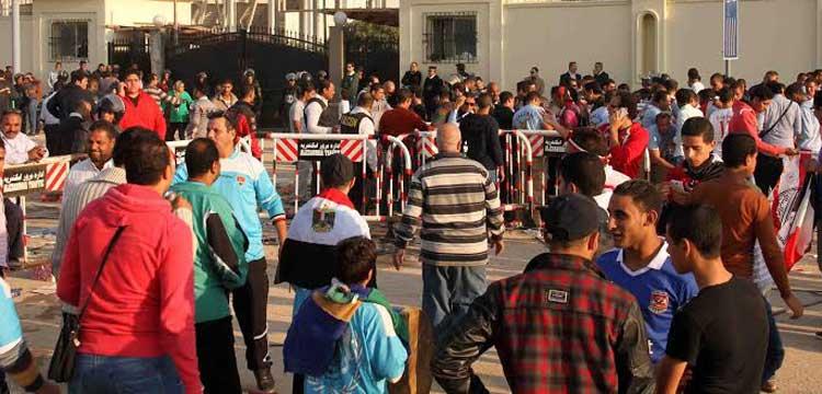 الشركة المنظمة لمباراة مصر وتشاد تكشف حصيلة بيع التذاكر