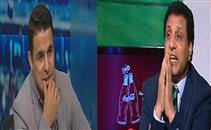 فاروق جعفر يحرج خالد الغندور على الهواء