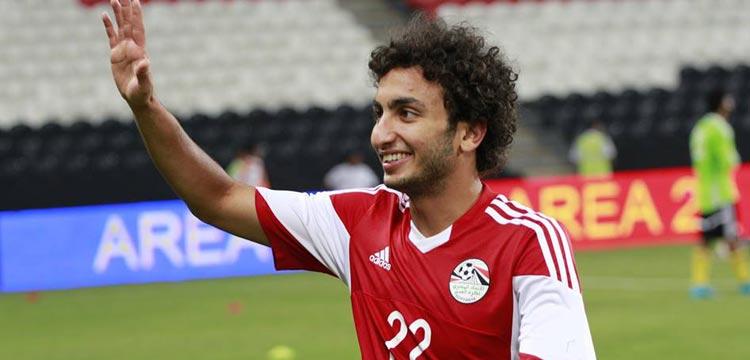عمرو وردة قد ينتقل لأوليمبياكوس في يناير