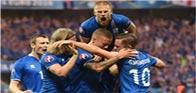 فوز تاريخي لأيسلندا على انجلترا