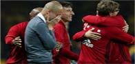 لحظات بكاء مدربين كرة القدم
