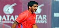 سواريز يبدع فى تدريبات برشلونة
