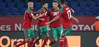 أهداف المباراة المثيرة بين المغرب وتوجو