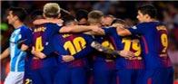انتصار برشلونة على مالاجا