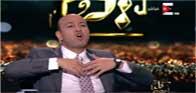 إنفعال عمرو أديب على الهواء بسبب هدف الزمالك