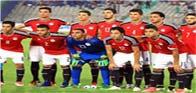 رباعية شباب مصر الرائعة في انجولا
