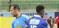 ايفونا يهدر فرصة هدف للأهلي
