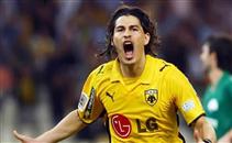 المصرى اسماعيل بلانكو يسجل هدفين رائعين مع برشلونة الأكوادورى