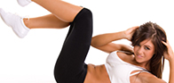6 تدريبات بطن فعالة لخفض الوزن