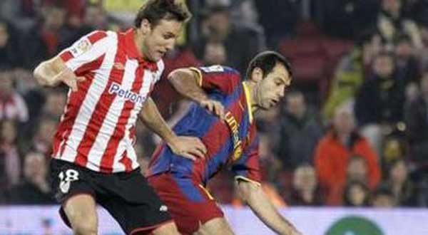 أثلتيك  يصعد إلى نهائى كأس ملك اسبانيا barca-bilb60021-12-2