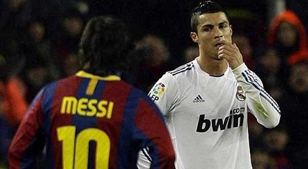 ميسي لاعب حاسم وكريستيانو رونالدو أسلوبه استعراضي Messi-iyo-Ronaldo600