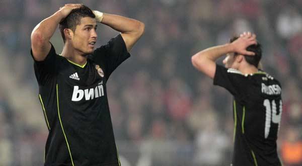 ريال مدريد يواصل نتائجه المخيبة