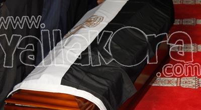 بالفيديو والصور.. كاميرا ياللاكورة ترصد كواليس رحيل جنرال الكرة المصرية