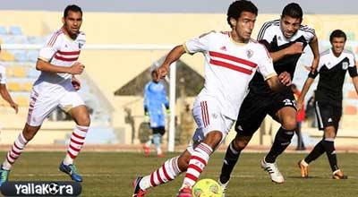 رسميا .. تأجيل مباراة الزمالك والمصري بسبب الأهلي