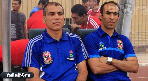 محمد يوسف المدير الفني للاهلي