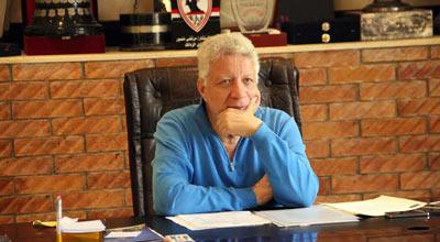 وزير الأوقاف يجتمع بمرتضى منصور لإنهاء أزمة ملعب زامورا