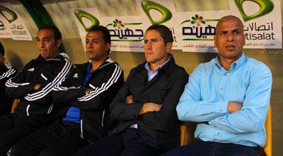 وائل جمعة: نستحق الطرد .. وإصابة سعد سمير بسيطة