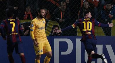 الصحف الأسبانية تشيد بميسي بعد رقمه القياسي الجديد في بطولة دوري الأبطال