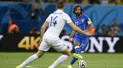 كونتي يضم بيرلو للمنتخب الإيطالي لأسباب اضطرارية