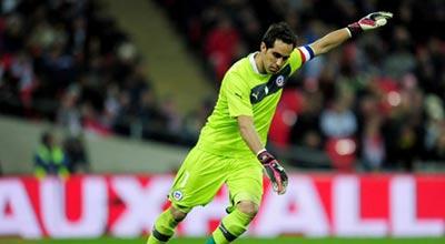 برافو يطمح في المزيد مع برشلونة