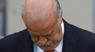اتحاد الكرة الاسباني: سنحاول إقناع ديل بوسكي بالبقاء.. ولن نجد مدرباً أفضل منه