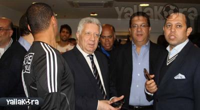 مجلس الزمالك يعتمد رئاسة مرتضي منصور لإدارة الكرة بالنادي