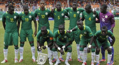 السنغال تعلن قائمة مصر يوم 5 نوفمبر