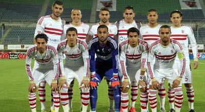 محمد صلاح يختار 19 لاعبا لقائمة الزمالك أمام النصر