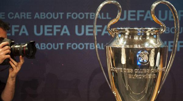 دوري أبطال أوروبا 2012 13